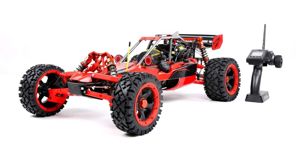 2017 Rovan 1/5 Baja 5B G290B Fuel Truck Gasoline RC Car With Zenoah 29cc Engine 50KG Steering Servo Better Than Hpi BAJA 5B 5T