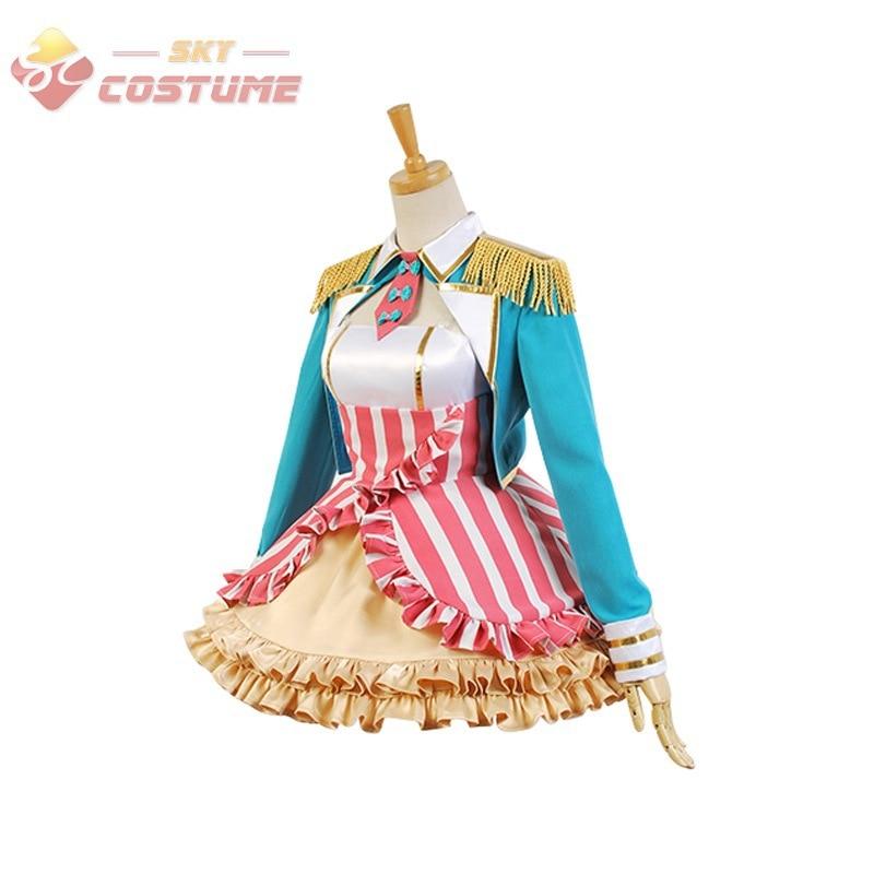 Japonais Anime no-rin Ringo Kinoshita Cosplay Costumes adultes femmes filles uniforme robe cravate sur mesure fête d'halloween ensemble complet