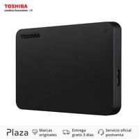 Toshiba HDTB420EK3AA 2 ТБ 3,0 (3,1 Gen 1) 5000 Мбит/с USB с источника питания Черный Внешние жесткие диски