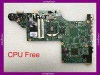 595135 001 for hp Pavilion DV6 3000 laptop motherboard DV6 NOTEBOOK DA0LX8MB6D1 REV:D 100% TESTED