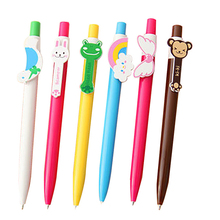 Creative Kawaii Mini 0.7mm Ballpoint Pen Cute pens gel pen Signature Pen Escolar Papelaria Stationery Office School Supplies недорого