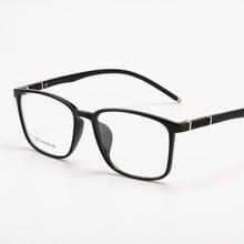 6ee1d8371b195 Novos Óculos Vintage Homens Moda óculos de Marca Óculos de Armações de  Óculos de Olho Para