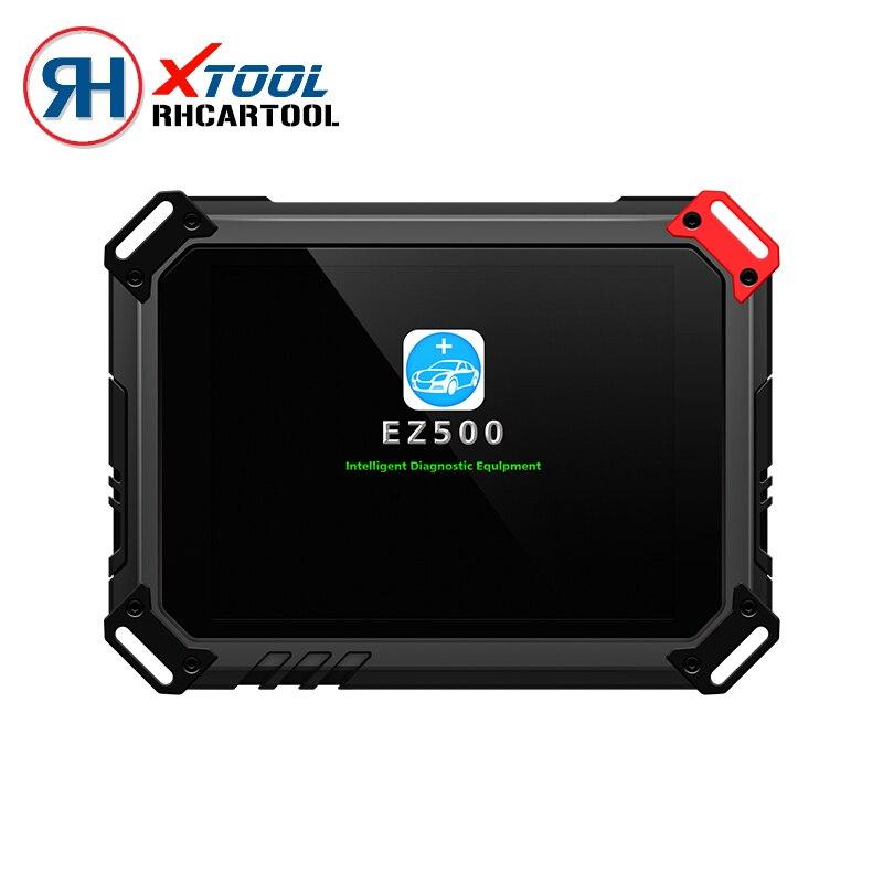 Prix pour 2016 Promotion 100% D'origine XTOOL EZ500 Diagnostic outil, EZ500 Voiture scanner comme XTOOL ps90 Diagnostic outil mise à jour gratuite en ligne