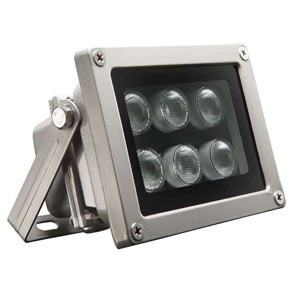 JC IR Illuminator Wide Angle Long Range 200 Feet 12pcs LED Array Lights