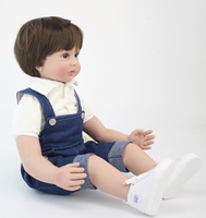 Vinyl Limbs 24″ Cute Baby Doll