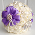 Cheap Wholesale New Bridal Bouquet Mariage Bouquet Bouquets For Wedding Bridal Wedding Bouquets With Pearls BB4