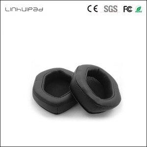 Image 1 - Linhuipad מ 100 LP2 כריות אוזן XL זיכרון V MODA Crossfade LP Over Ear (שחור) 1 זוגות\חבילה