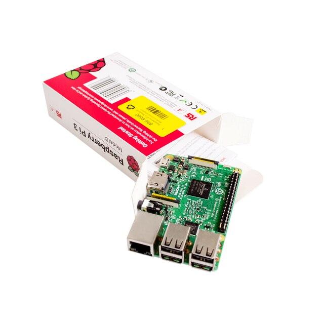 Raspberry Pi 3 Model B RS Version UK Made