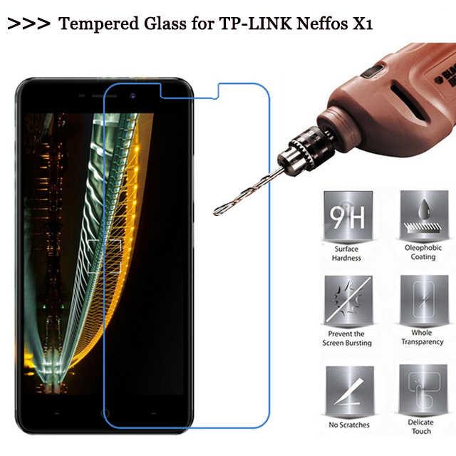 Для TP-link Neffos X1 высококачественная прозрачная защитная пленка из закаленного стекла для TP-Link Neffos X1 стеклянная Защитная пленка>