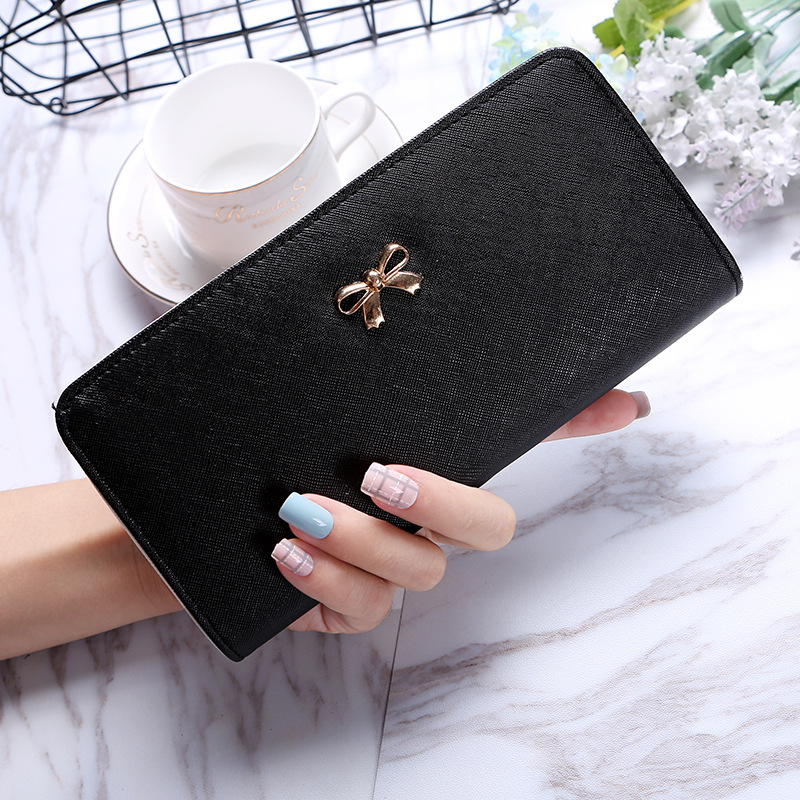 Women Wallet Womens Wallets And Purses Portefeuille Homme Porte Monnaie Femme Carteira Monederos Para Mujer carteira feminina vintage gorben bronze hollow carving dad quartz pocket watch for men watch with fob waist chain father s gift relogio de bolso