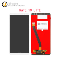 White Black For Huawei Mate 10 Lite LCD Display Digitizer Touch Screen Panel Glass For Huawei