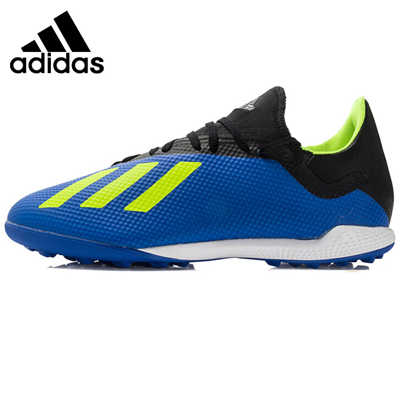 Original New Arrival 2018 Adidas X TANGO 18.3 TF Men's Soccer Shoes Sneakers