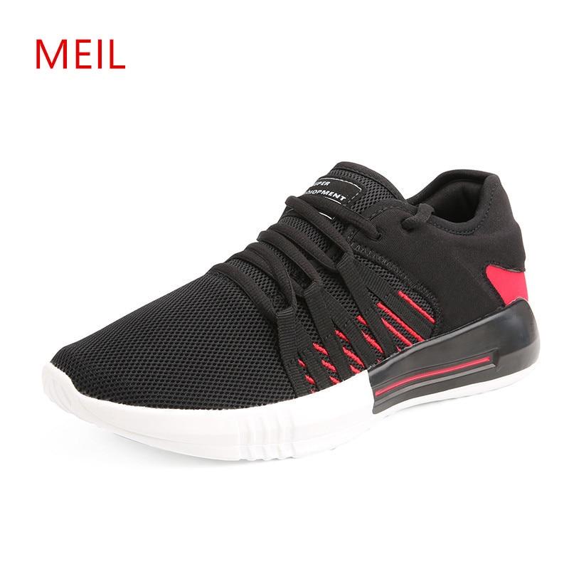 Men Shoes Summer Brand Sneakers Men 2018 Casual Mesh Breathable Flat Shoes Men Mens Sneakers Casual Comfortable Mens Trainers стоимость