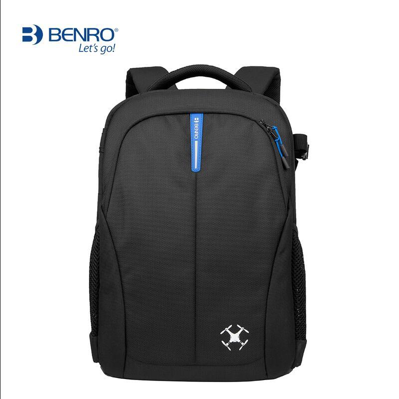 Las mujeres de los hombres de Nylon bolsa dura Benro 250N 350N gran mochila para cámara Digital bolsa de cámara profesional mochila bolsa