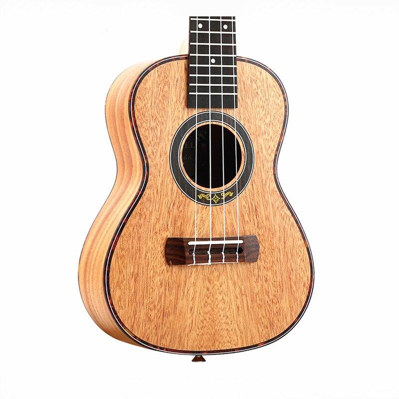 23 pouces ukulélé Concert Soprano Ukelele Mini guitare acoustique électrique Ukelele Guitarra instruments à cordes y-09/23 - 2