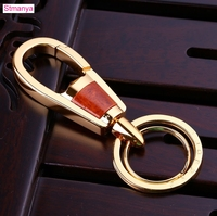 2016 New Cool Luxury Men S KeyChain High Quality Car Key Chain Key Ring Stainless Steel