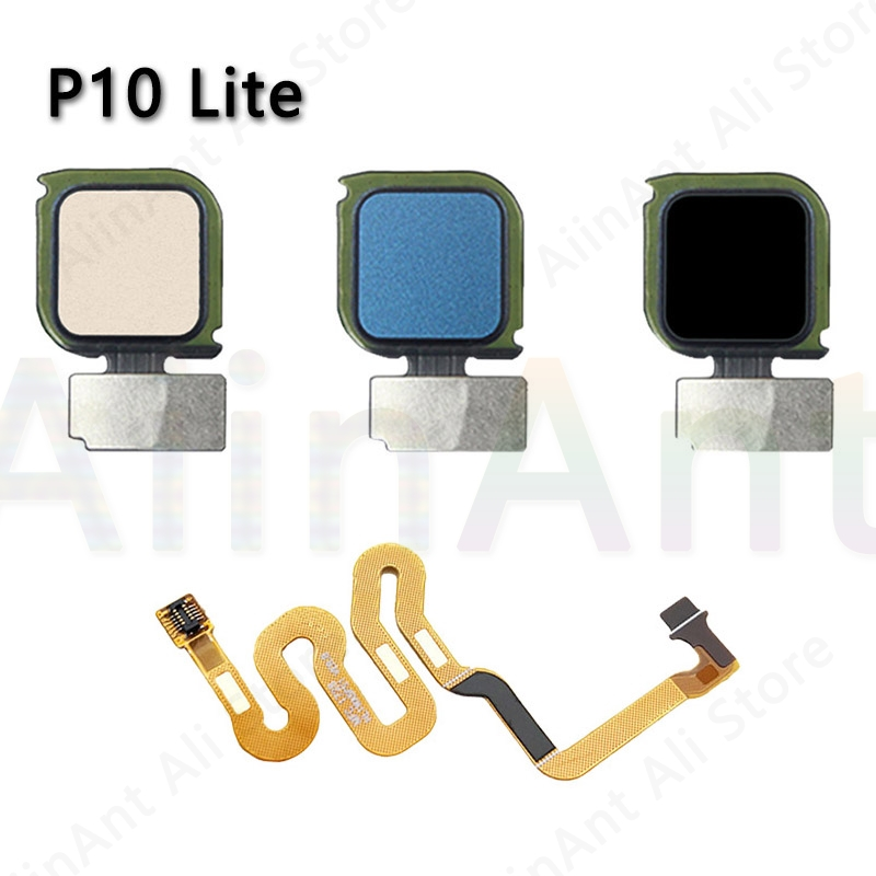 Home Back Button Key Touch ID Fingerprint Sensor Flex Cable For Huawei P10 Lite Home Flex