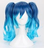 Anime Kagerou Project MekakuCity Actors Enomoto Takane Ene Cosplay Wig + Wig Cap