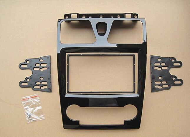 Fascias Car Audio Panel Refitting Frame Dash Kit For Geely Emgrand EC7 Low Configuration 2012
