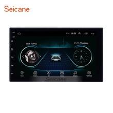 Seicane 2Din Android 8,1 автомобильный Радио стерео Мультимедиа плеер с gps-навигатором для универсального TOYOTA Nissan Kia RAV4 FJ CRUISER ALPHARD