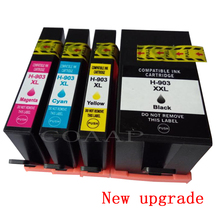 New upgrade 903 903XL compatible ink cartridge for hp Officejet Pro 6950 6960 6961 6963 6964 All-in-one Printer, 907XL