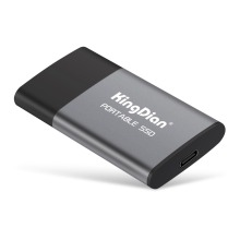 KingDian портативный 500 Гб SSD USB 3,0 3,1 внешний твердотельный накопитель лучший подарок для бизнесменов