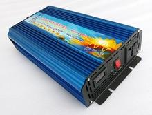 купить Inverter pure sine wave 2500W 5000W Peak DC 12V/24V/48V to AC 110V/220V Voltage Transformer по цене 12473.26 рублей