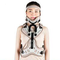 HANRIVER The new adjustable neck and chest orthoses cervical fractures with a fixed bracket cervical trunk brace