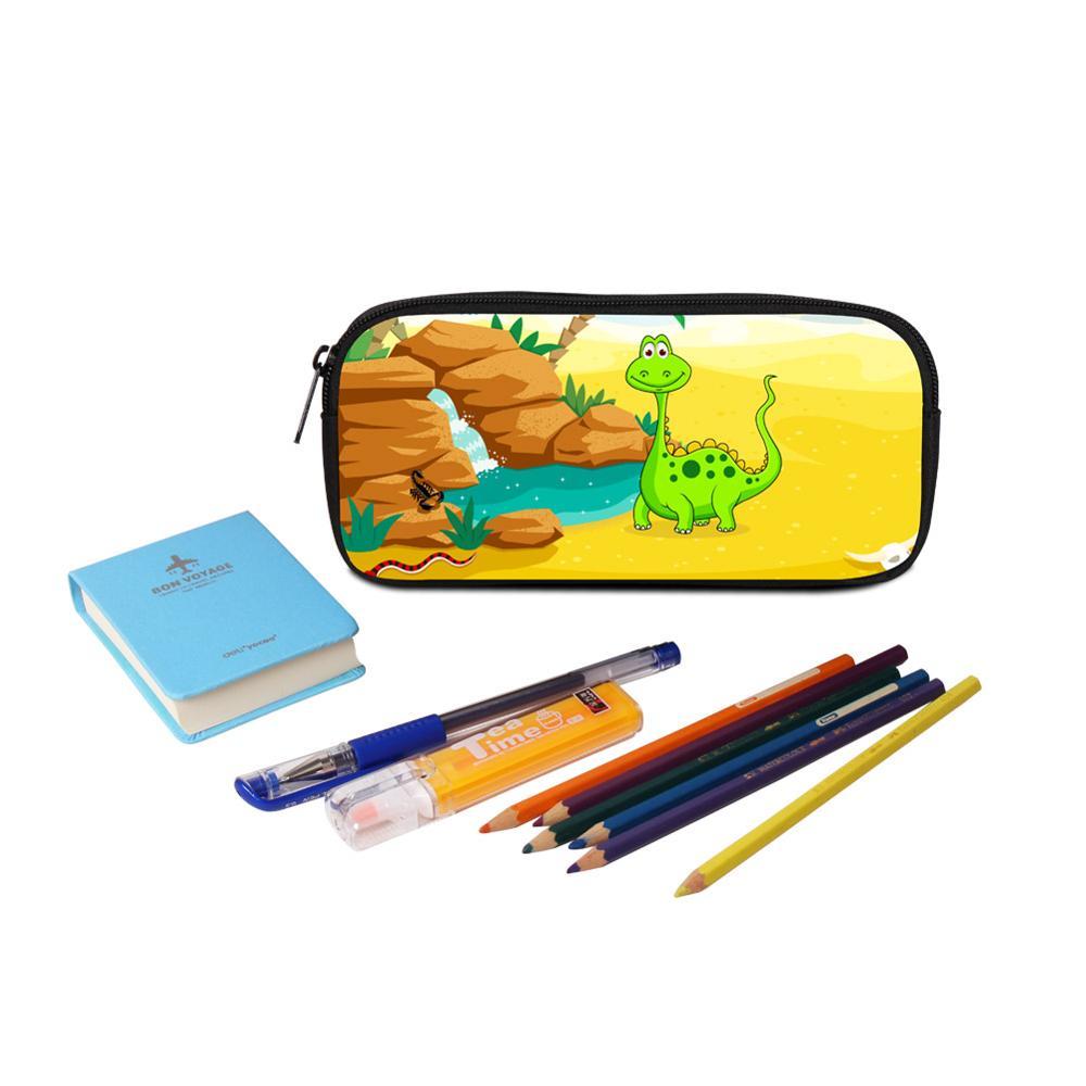 Подарки на Рождество, школьная сумка, набор для школьника, школьников, детей, легкий школьный ранец на плечо, красный/черный/синий - 6