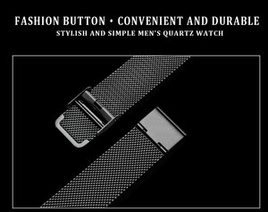 Image 5 - 2020 LIGE Mens Watches Top Brand Luxury Quartz Men Watch Mesh Belt Luxury Waterproof Sport Watch Men Male Clock Man Wristwatch