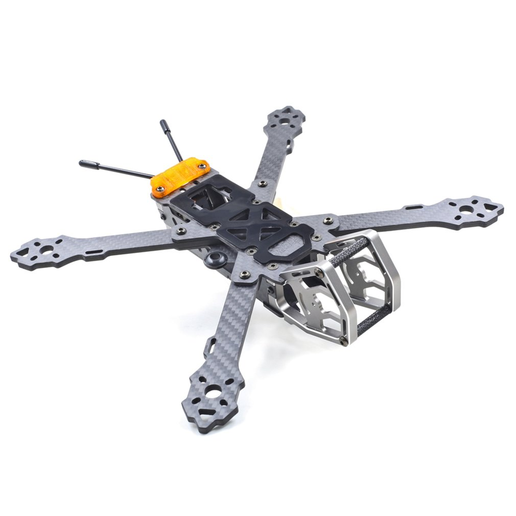 GEPRC GEP KX5 Elegant FPV Racing quadcopter 243MM Wheelbase 7075 aviation aluminum 3K carbon fiber frame TRUE X freestyle in Parts Accessories from Toys Hobbies