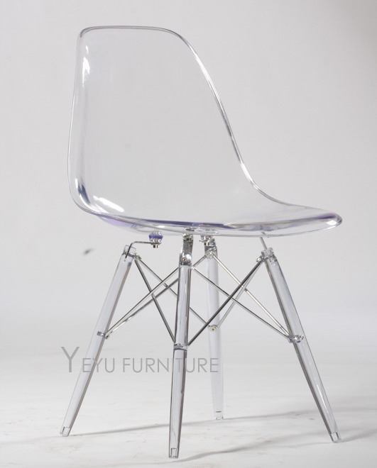 Excellent Us 159 0 Popular Modern Design Transparent Clear Acrylic Plastic Dining Side Chair Fashion Design Crystal Chair Modern Home Furniture In Dining Spiritservingveterans Wood Chair Design Ideas Spiritservingveteransorg