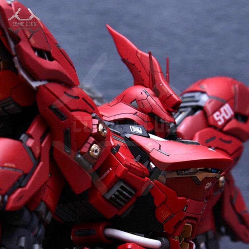 COMIC CLUB Refitting ชุด Sazabi GK 2.0 สำหรับ Gundam MG 1/100 MSN 04 Sazabi Ver. Ka-ใน ฟิกเกอร์แอคชันและของเล่น จาก ของเล่นและงานอดิเรก บน   2