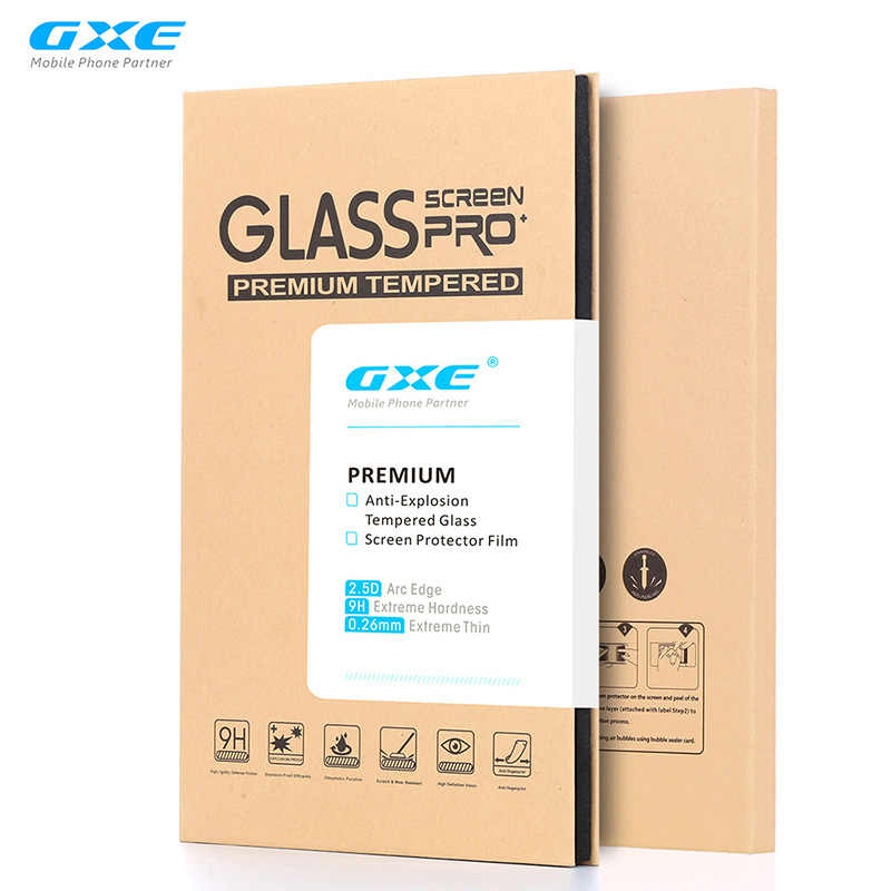 GXE Premium Tempered Glass Film For LeEco Le 1 Pro 1s Le 2 Pro Max 2 Cool1 dual Pro3 LCD Screen Protector Protective Guard