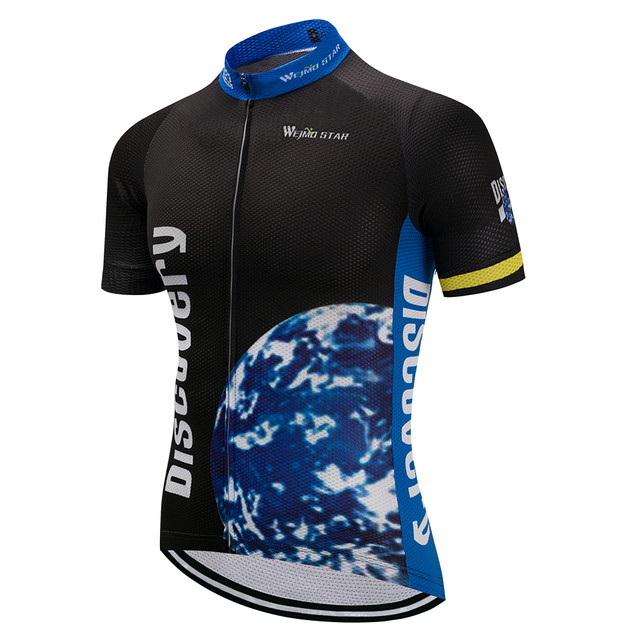 ee9176e86 2018 Cycling Jerseys men s Cycling clothing bicycle jersey Team bike  bicycle Cycling jersey short sleeve MTB Tops Quick Dry