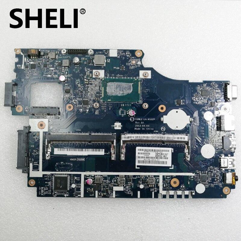 SHELI For font b Acer b font aspire E1 532 E1 532P E1 572G Laptop Motherboard
