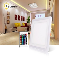 TSLEEN 85 Energy Saving Led Downlight 5W 9W 16W Led Ceiling Recessed Grid Downlight Slim Round