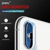 Cristal templado para lente de cámara, Protector de pantalla trasera para Xiaomi Mi 9 8 SE A1 A2 Lite Pro Redmi Note 5 6A 6 8 Pro AI