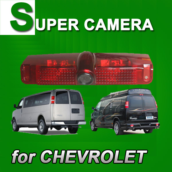 imágenes para Para CHEVROLET Chevrolet Express/GMC Savana Van coche de Visión Trasera Cámara de Estacionamiento de Copia de seguridad Inversa visión nocturna resistente al agua