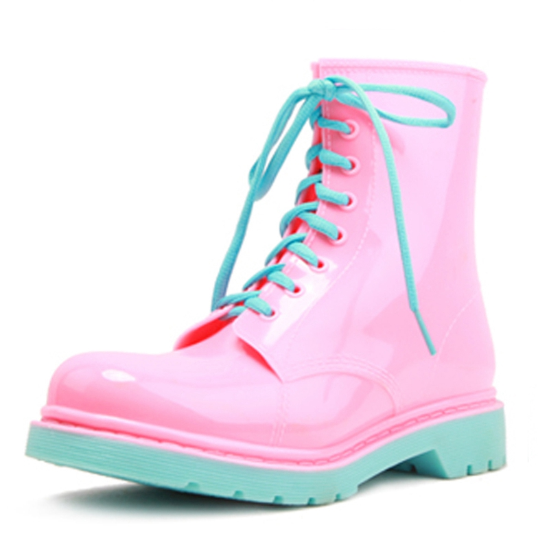 Popular Pink Rain Boot-Buy Cheap Pink Rain Boot lots from China ...