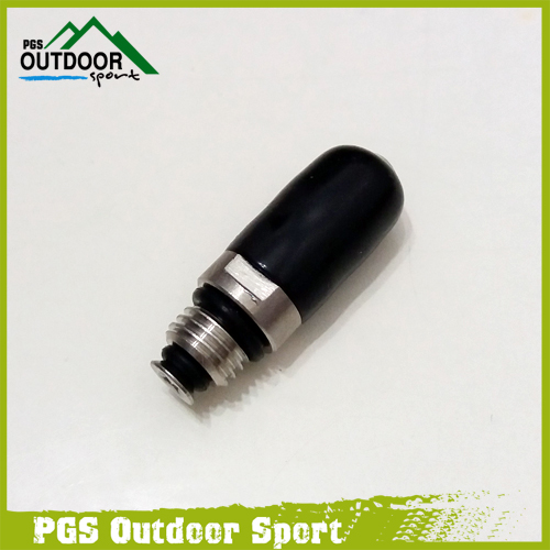 Image 3 - Paintball Airsoft PCP HPA Fill Fitting 8mm Male Quick Head Connection Disconnect Fill Nipple w/Check Valve One Way Foster M8*1.0-in Paintball Accessories from Sports & Entertainment