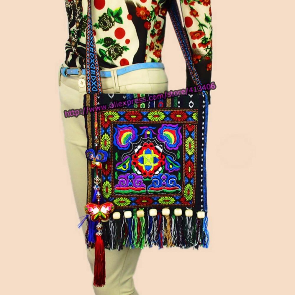 Тегін тасымалдау төлемдері Vintage Hmong - Сөмкелер - фото 6