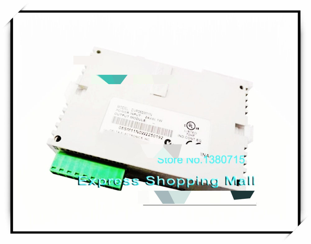 New Original DVP08SM11N DC24V PLC 8DI Module original simatic s7 1200 6es7223 1bh32 0xb0 digital i o 8di 8do 8di dc 24 v plc module 6es7 223 1bh32 0xb0 6es72231bh320xb0
