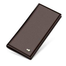 Businessmen's Luxury Genuine Leather Wallet