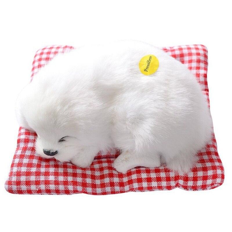 Детские игрушки, милые украшения для кошек, плюшевый пресс Miaul, спящие кошки со звуком, игрушки для мальчиков и девочек, подарки