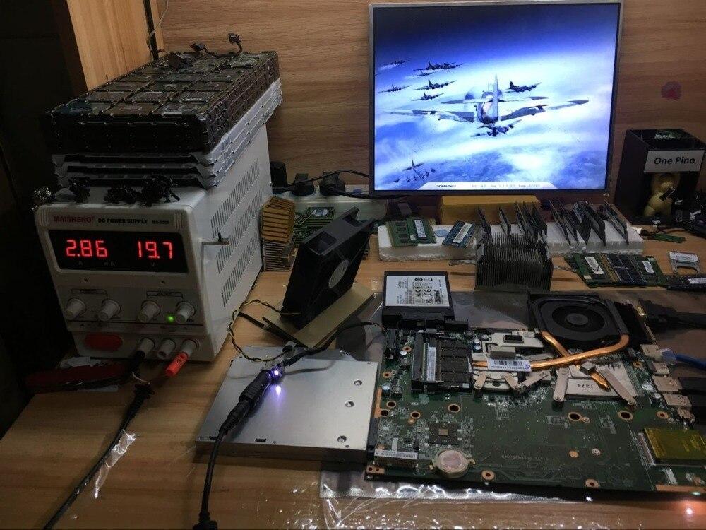 REFIT Laptop mainboard DV6 DV6-1000 509451-001 Laptop Motherboard,100/% Tested 60 Days Warranty