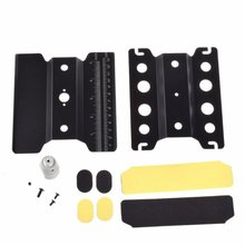1/10 1/8 Short Card Climbing Car Rotary Repair Table Modification Accessories Universal Remote Control Car Assembly Table precision manual rotary table y103rm rotary table rotary table dial