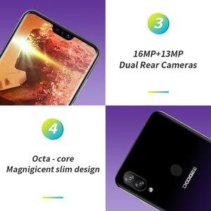 Image 4 - Doogee N10 携帯電話 3 ギガバイトのram 32 ギガバイトrom 5.84 インチfhd + 19:9 ディスプレイ 16.0MPカメラ 3360 mah 4 glteスマートフォン