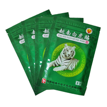 Athritis relieving strain rheumatism relaxation muscle tiger plaster balm massage pain