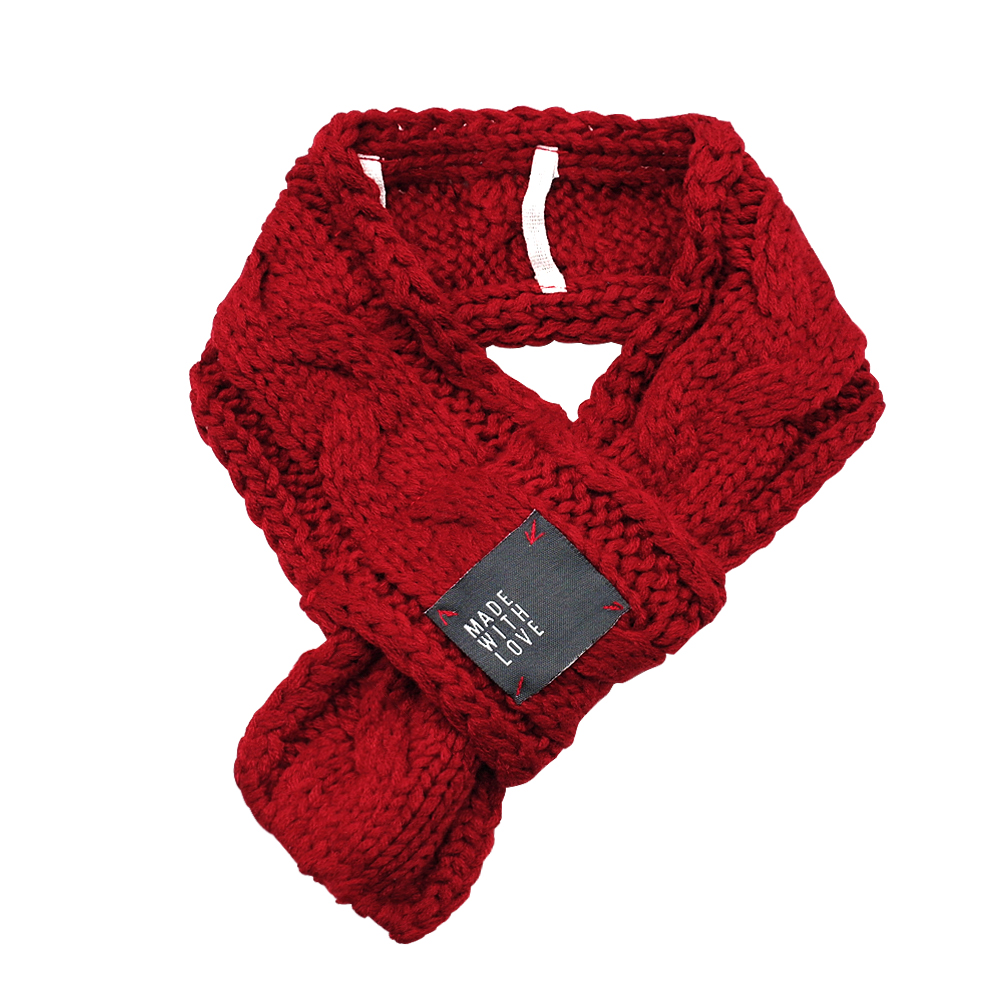 Christmas Scarf.Us 4 99 Warm Winter Pet Dog Scarves Small Puppy Chihuahua Yorkie Bow Tie Dogs Collars Cat Christmas Scarf Grooming Accessories For Pets In Dog